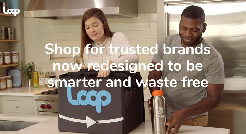 Platforma Loop reinventeaza e-commerce-ul, prin ambalaje refolosibile