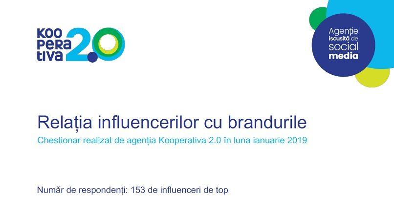 Romania: care este relatia influencerilor cu brand-urile (studiu)