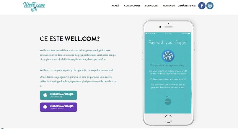 Auchan a lansat primul sistem biometric de plata din Romania
