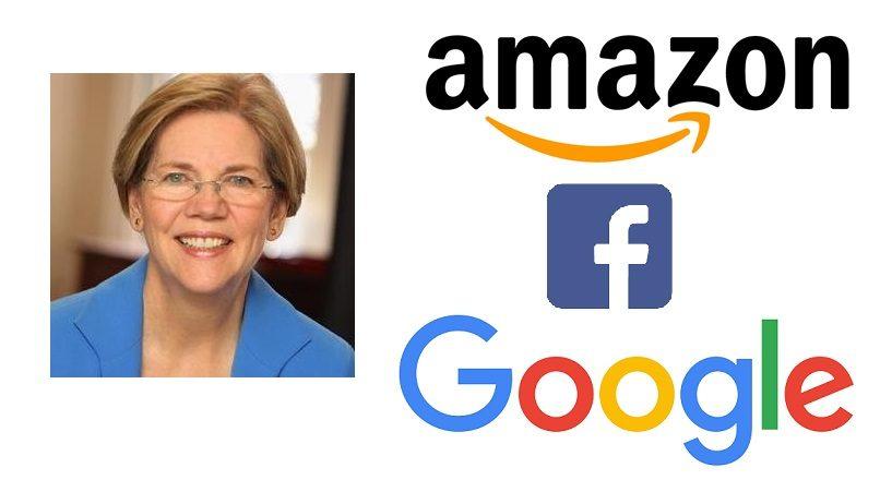 Senatoarea Elizabeth Warren vrea sa sparga monopolul e-commerce Amazon