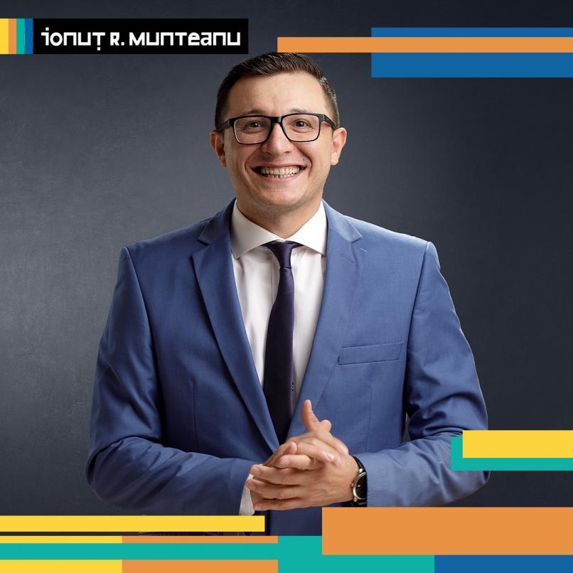 2 micro-burse pentru workshop-ul lui Ionut Radu Munteanu, pe 30 iulie