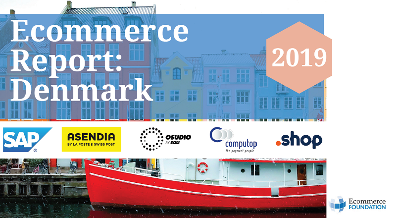 Starea e-commerce-ului in Danemarca, in 2018 (raport)