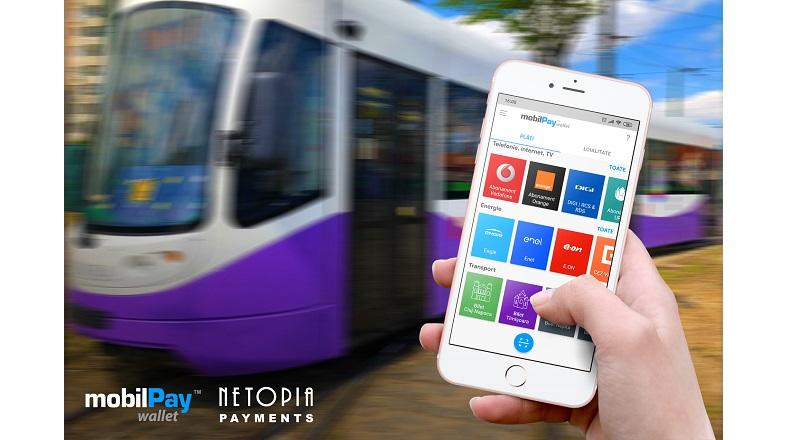 Timisoara: mobilPay Wallet te ajuta sa-ti platesti biletul de transport public