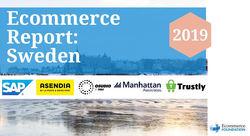 Starea e-commerce-ului in Suedia, in 2018 (raport)