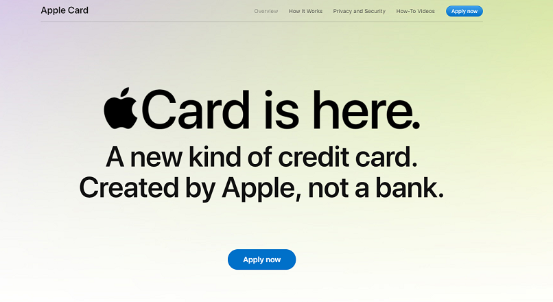 SUA: s-a lansat cel mai sigur card de credit din lume, Apple Card