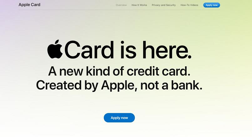 SUA: s-a lansat cel mai sigur card de credit din lume, Apple Card