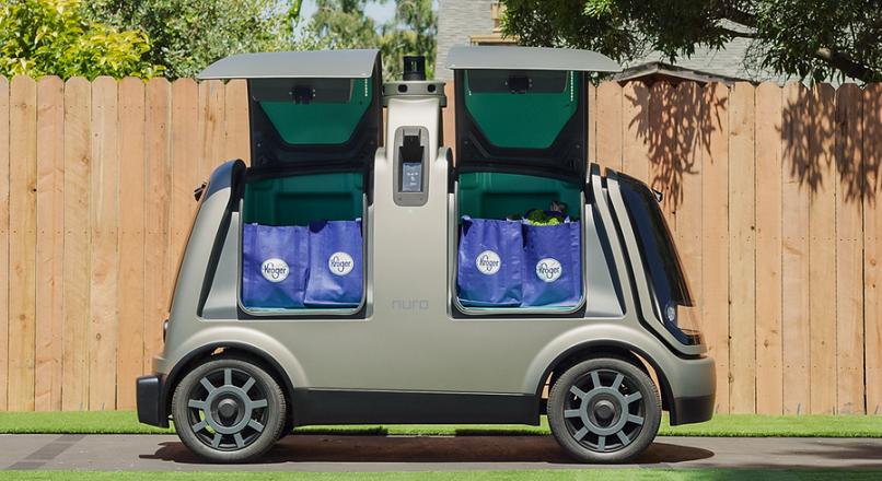 Cum imbunatatesc robotii livrarea comenzilor online?