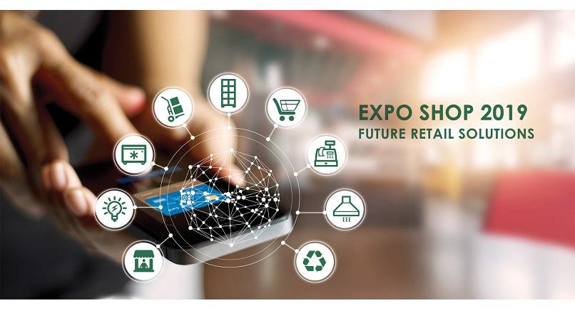 La Expo Shop 2019 (9-11 octombrie, Bucuresti) gasesti solutii complete de retail