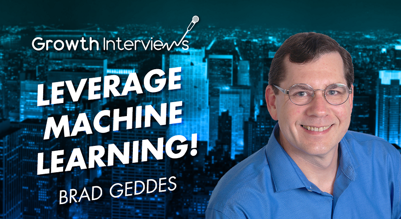 Brad Geddes: Machine learning-ul nu iti va face job-ul redundant!