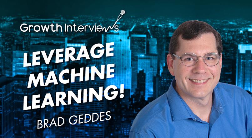 Brad Geddes: Machine learning-ul nu iti va face job-ul redundant!