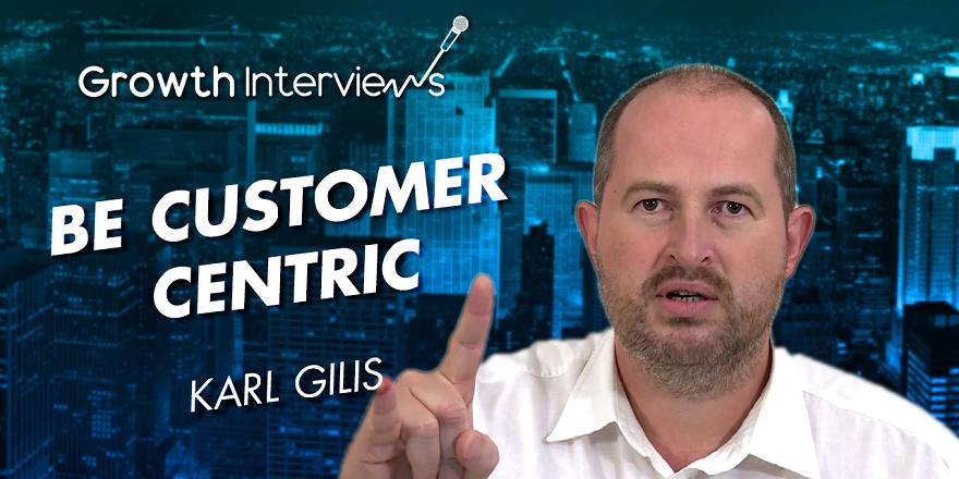 Karl Gilis: Retentia clientului este cel mai important lucru pe care trebuie sa se concentreze o afacere