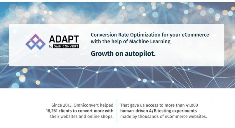 Mesajul potrivit, in locul potrivit, utilizatorilor potriviti – ADAPT eaza-te cu Omniconvert