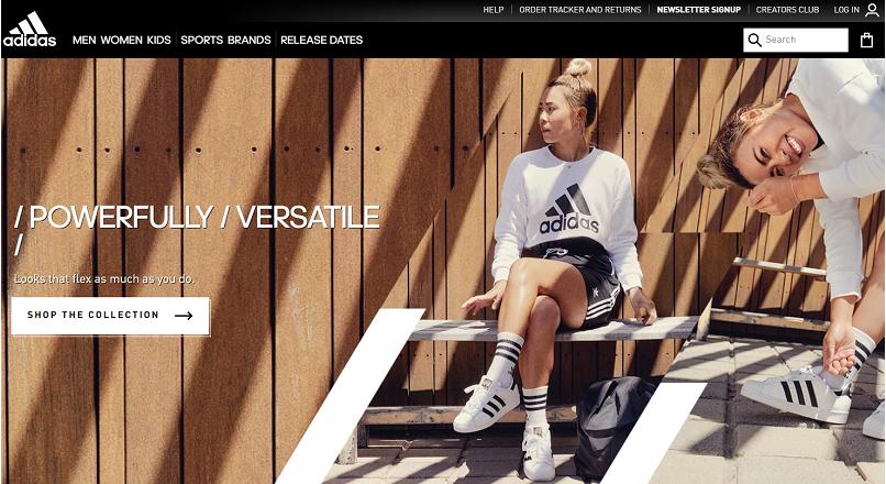 Adidas a bagat prea multi bani in reclamele digitale