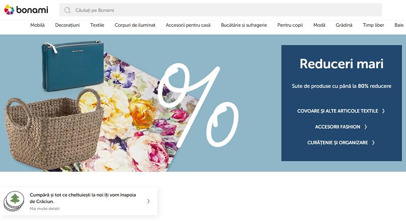 Bonami a implinit 3 ani pe piata online din Romania