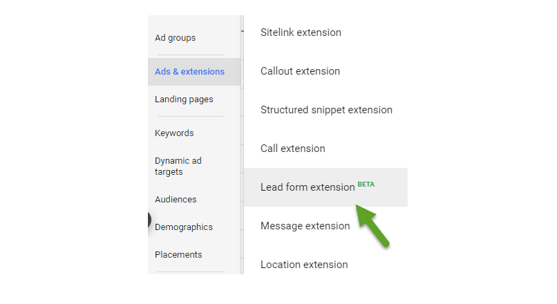 Capteaza lead-uri cu noua extensie din Google Ads