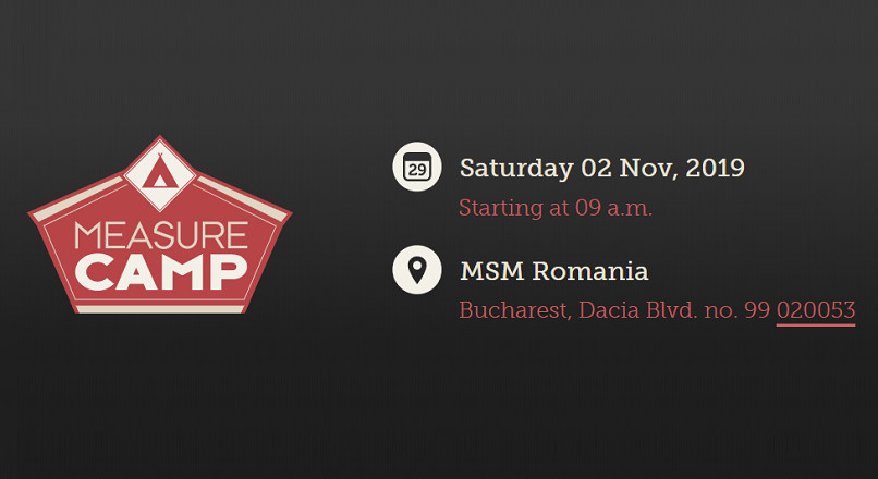 Specialistii in Digital Analytics & CRO se aduna la MeasureCamp Romania