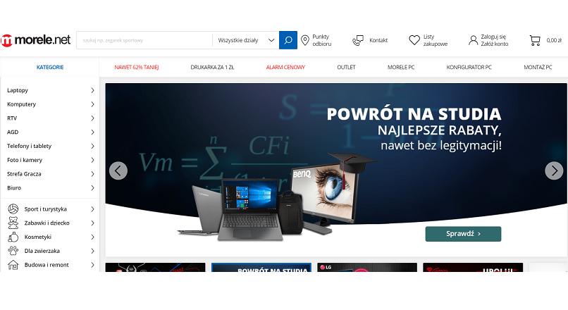 Cea mai mare amenda GDPR e-commerce din UE, primita de Morele.net (Polonia)