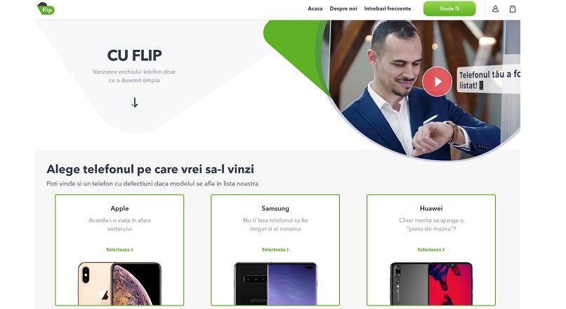 13-15 noiembrie 2020: Black Friday, la Flip.ro (care estimeaza vanzari de 150.000 €)