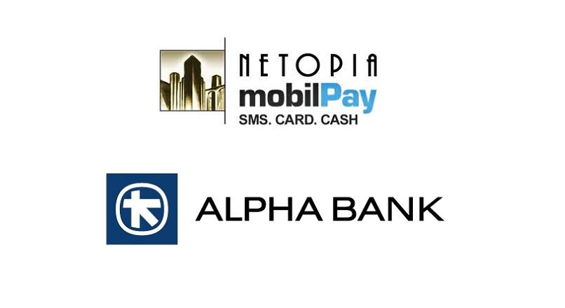 NETOPIA Payments si Alpha Bank au lansat un serviciu de transfer instant al banilor pe card