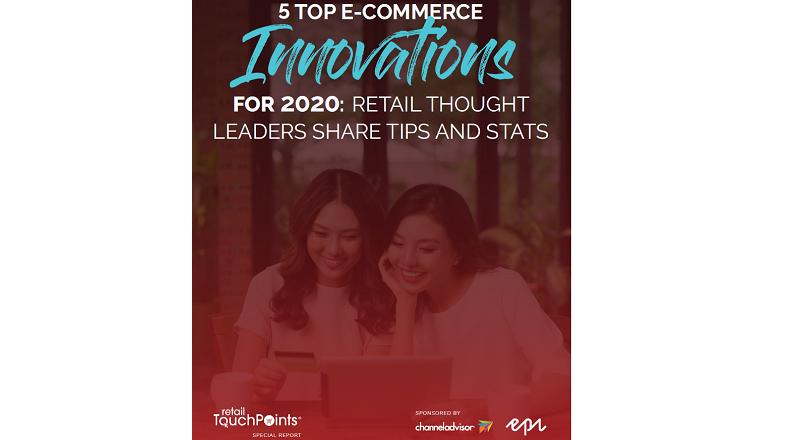 5 inovatii e-commerce pentru 2020 (studiu)