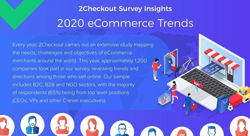 2Checkout: tendinte e-commerce pentru 2020 (studiu)