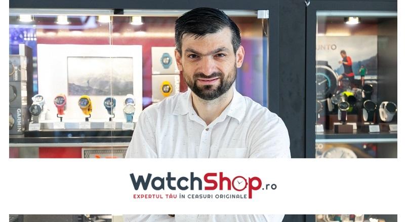 INTERVIU: ECOMpedia a stat de vorba cu WatchShop.ro