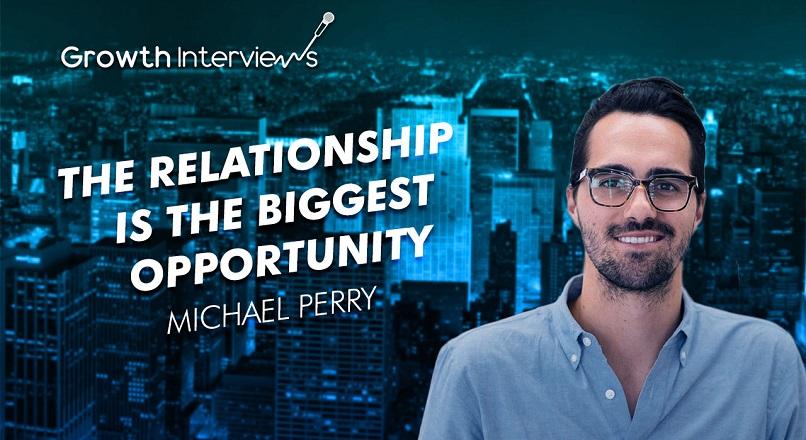 Michael Perry: E-commerce-ul trebuie sa se concentreze pe recreerea experientei fizice in lumea digitala (VIDEO)