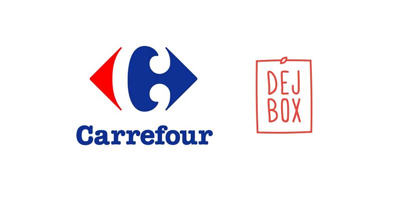 Carrefour a investit intr-un start-up de mancare online