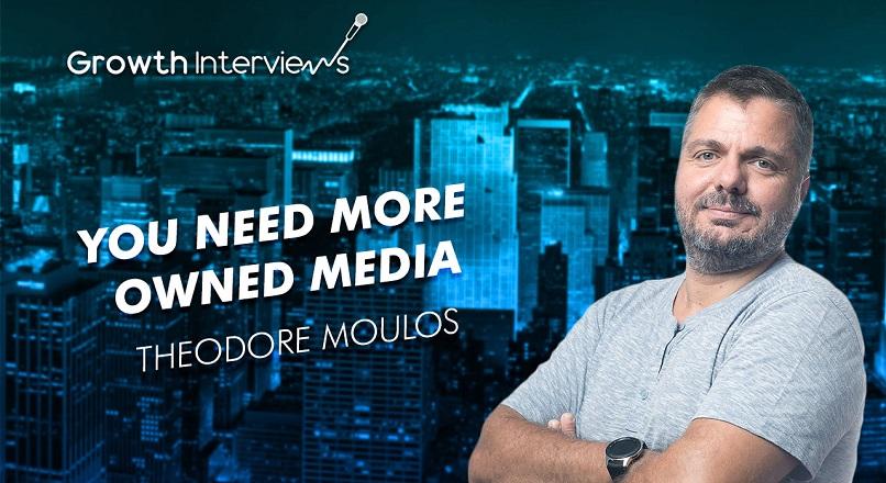 Theodore Moulos: Trebuie sa te axezi pe crearea de continut si articole de blog (VIDEO)