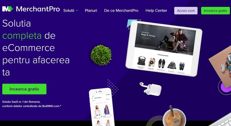 Cu afaceri 500.000 euro in 2019, ShopMania BIZ devine MerchantPro