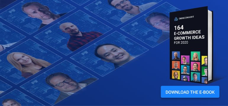 [eBook] Omniconvert lanseaza un ghid cu 164 de idei de crestere in #eCommerce pentru 2020
