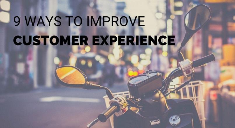 9 modalitati de a imbunatati experienta clientelara