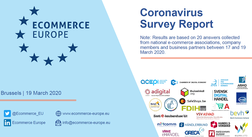 Impactul COVID-19 asupra industriei e-commerce (din Romania si din UE), in cifre
