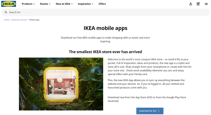 Cum arata noua strategie e-commerce a celor de la Ikea?