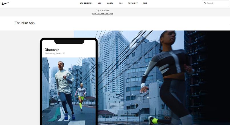 Nike are vanzari online ca de Sarbatori, pe fondul COVID-19