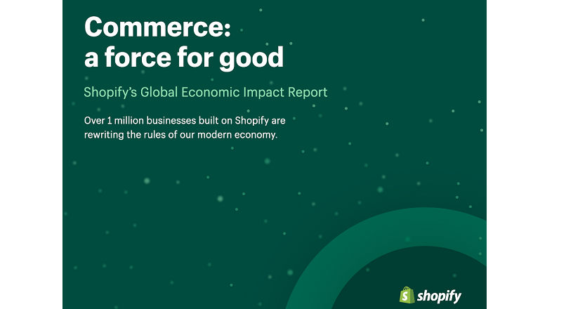 Ce impact economic global are Shopify? (raport)