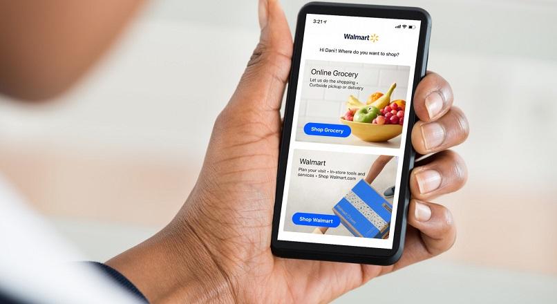 App-ul Walmart Grocery, record istoric de descarcari, pe fondul COVID-19