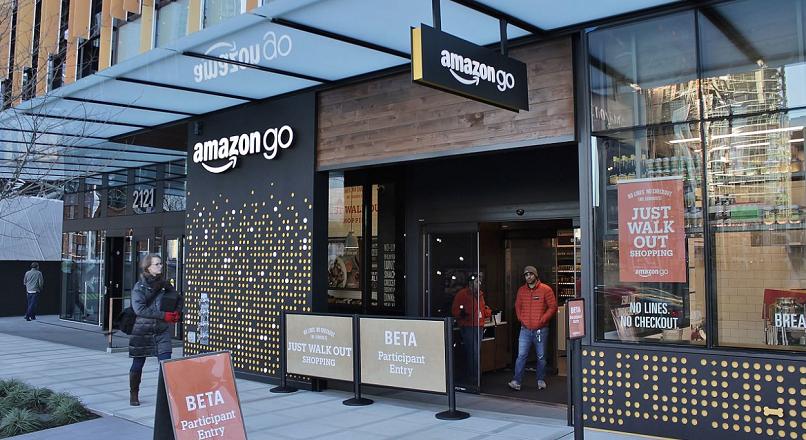 Amazon vinde altor retaileri tehnologia magazinelor fara casierii
