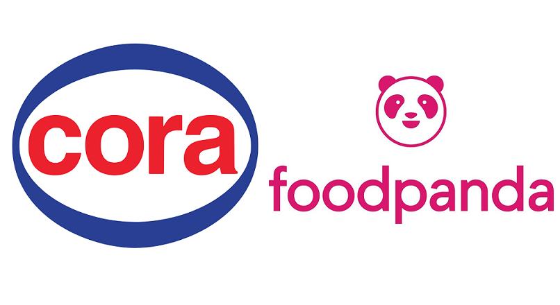 Foodpanda si Cora Romania extind la nivel national parteneriatul de livrari la domiciliu