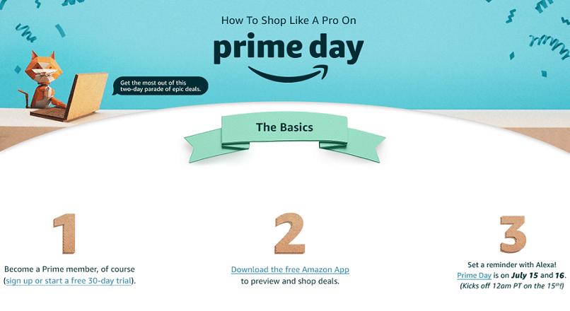 Amazon Prime Day 2020 va fi amanata, din cauza COVID-19?