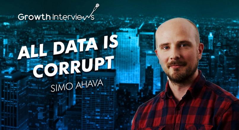 Simo Ahava: Toate datele sunt corupte. Ce putem face despre asta?