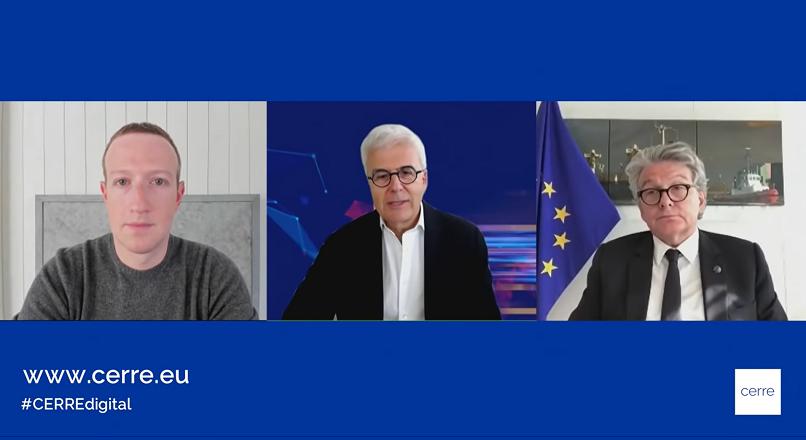 Europa trage Facebook de urechi, apropo de taxe si valori (VIDEO)