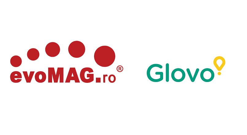 Glovo si evoMAG.ro, parteneriat pentru livrare in mai putin de 1 ora
