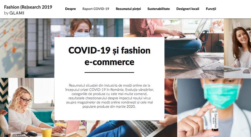 GLAMI.ro: impactul COVID-19 asupra pietei online de Fashion (studiu)