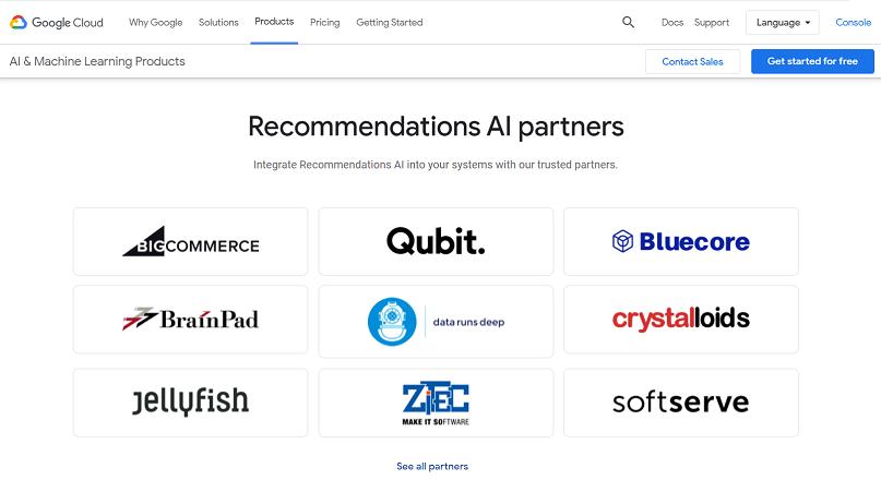Zitec, inclusa de Google pe lista primilor 9 parteneri Recommendations AI din lume