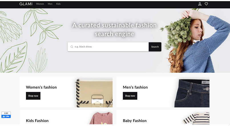 S-a lansat GLAMI.eco, primul motor de cautare dedicat modei sustenabile