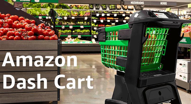 Amazon va lansa plata prin carucioare de cumparaturi Dash