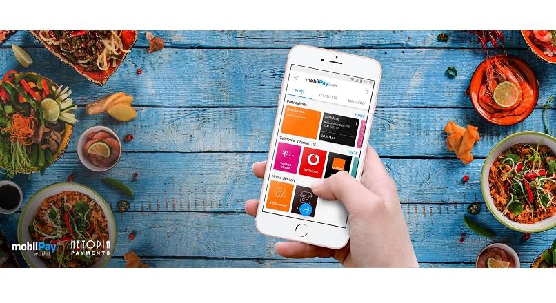 Platforma mobilPay Delivery, lansata oficial pentru utilizatorii mobilPay Wallet