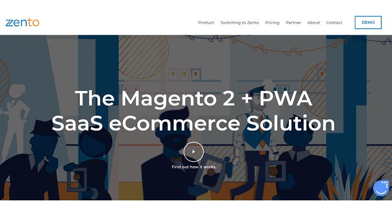 Blugento a lansat Zento, platforma e-commerce SaaS bazata pe Magento 2
