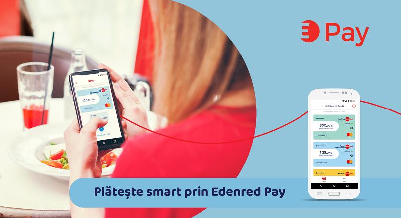 S-a lansat Edenred Pay, solutie de plati mobile pentru Android